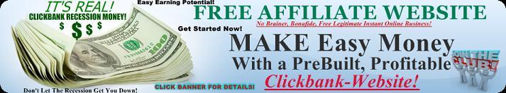 Free Affiliate Websites
